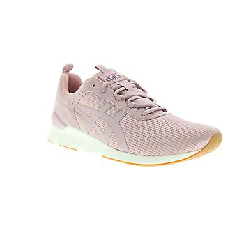 Asics Gel Lyte Runner Mens Pink Mesh Athletic Lace Up Running Shoes