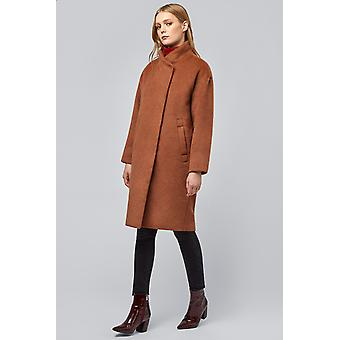 Louche Donalda Coat Brown