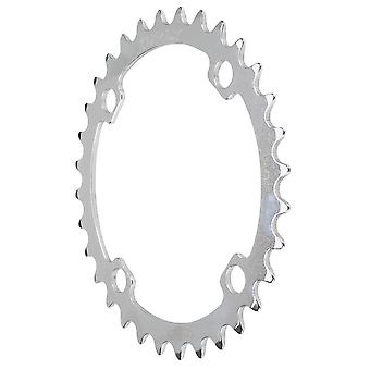 Surly Stainless Steel 4 Arm Chainring 104 BCD Silver
