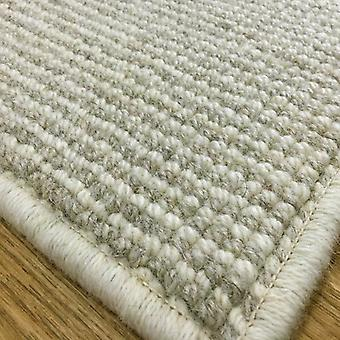 Rugs -Bespoke Wool Loop - Beige/Natural
