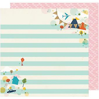 Shimelle Go Now Go Double-Sided Cardstock 12