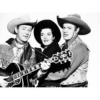 Son Of Paleface Roy Rogers Jane Russell Bob Hope 1952 Photo Print