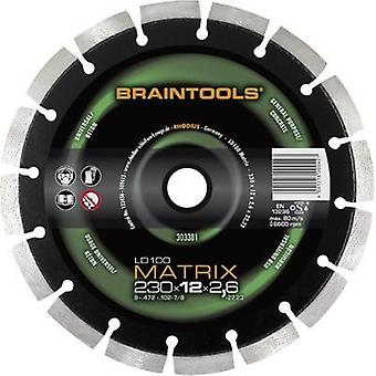 Rhodius 303379 Diamond cutting disc LD100 Matrix