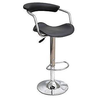 Swerly Bar Stool Chrome basis Swivel