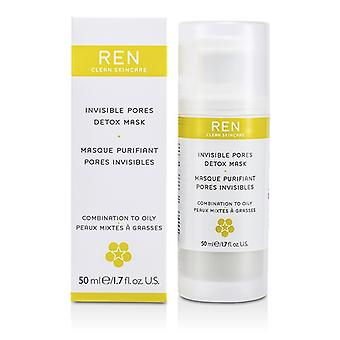 Ren usynlige porer Detox maske (For kombination til fedtet hud) 50ml / 1.7 oz