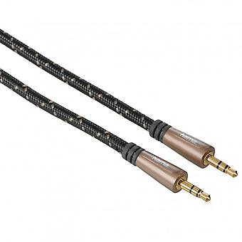 HAMA Cable Audio 3.5 mm-3.5 mm 3 m PC