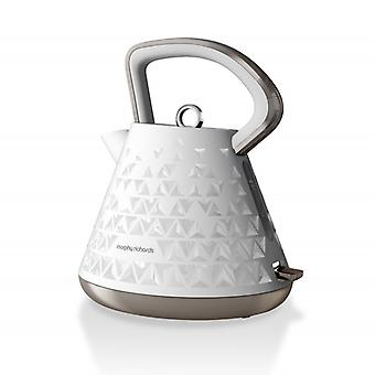 MORPHY RICHARDS Kettle Prism White