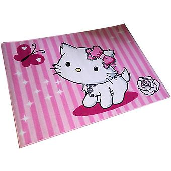 For kids original license Hello Kitty Charmy 95 x 133 cm