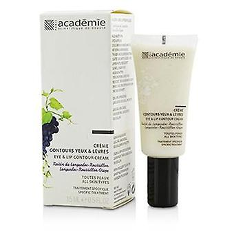 Aromatherapie Eye & Lip Contour Cream - For All Skin Types - 15ml/0.5oz