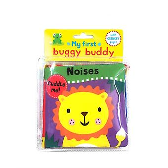 My First Buggy Buddy: Noises (Buggy Buddies) (Hardcover) by Moon Jo