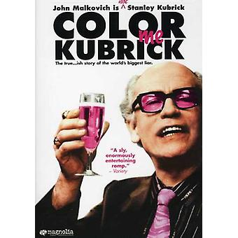 Color Me Kubrick [DVD] USA importieren