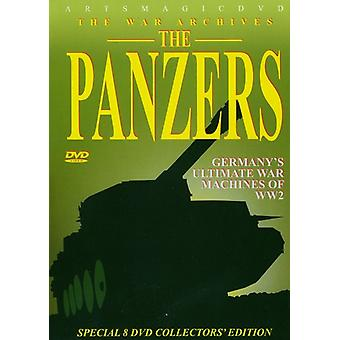 Panzers [DVD] USA import