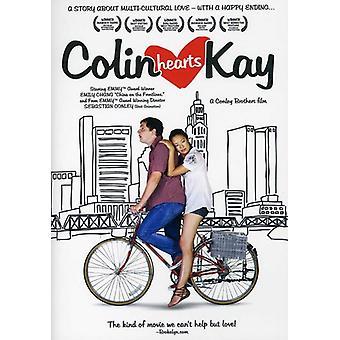 Colin hjerter Kay [DVD] USA importerer