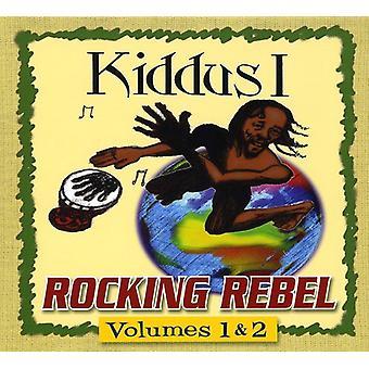 Kiddus jeg - vuggende Rebel [CD] USA importerer