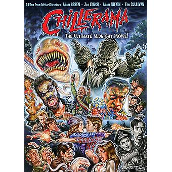 Chillerama [DVD] USA importerer