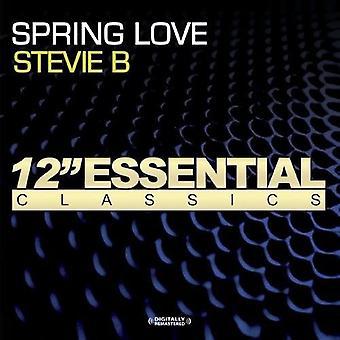 Stevie B - Spring Love [CD] USA import