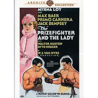 Prizefighter & Lady [DVD] USA importieren