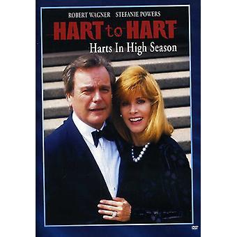 Hart to Hart: Harts in High Season [DVD] USA import