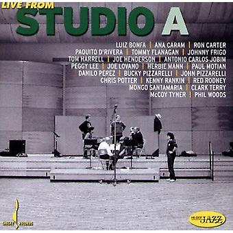 Live From Studio a - Live From Studio a [CD] USA import