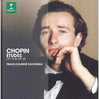Chopin - Erato Story-Etudes Op 10 & Op 25 [CD] USA import