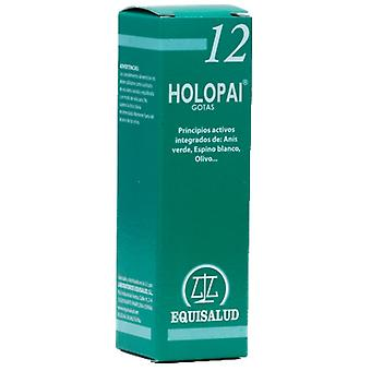 Equisalud Pai-12 Holopai (Heart Tonic) (Herbalist's , Natural extracts)