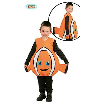 Fish fish costume clown fish costume children