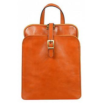 Tid modstand Clarissa Backpack - Orange/brun