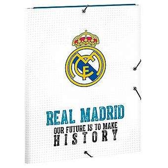 Real Madrid Carpeta Folio 3 Solapas Real Madrid 17/18