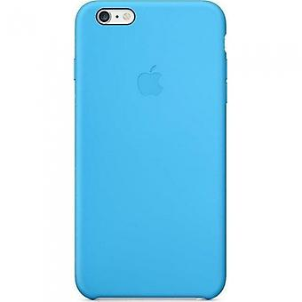 Apple MGRH2 * / A-silicone cover for iPhone 6 plus in blue
