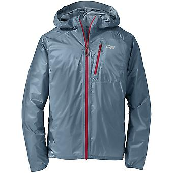 Outdoor Research Mens Helium II Jacket Vintage/Agate (Small)