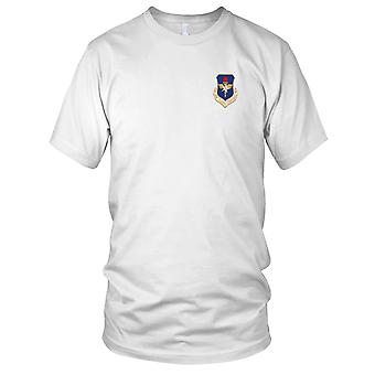 USAF Airforce - Air Training Command Embroidered Patch - Ladies T Shirt