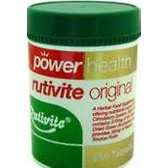 Power Health, Rutivite, 250 capsules