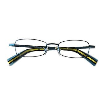 Fossil eyeglasses eyewear frame chokeberry blue OF1075440