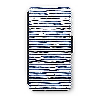 Samsung Galaxy S8 Plus Flip Case - Surprising lines