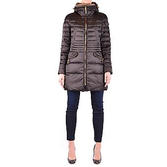 Peuterey women MCBI235151O Brown polyester Quilted Jacket
