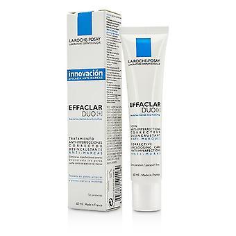 La Roche Posay Effaclar Duo (+) corrección desatrancar cuidado anti imperfecciones anti-marcas-40 ml / 1. 35 oz