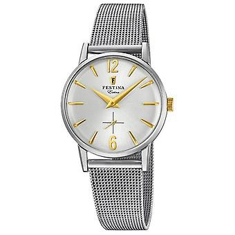 Festina Lady watch extra steel tape classic F20258/2