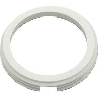 Custom 30-3806WHT Hydro Jet Retaining Ring - White