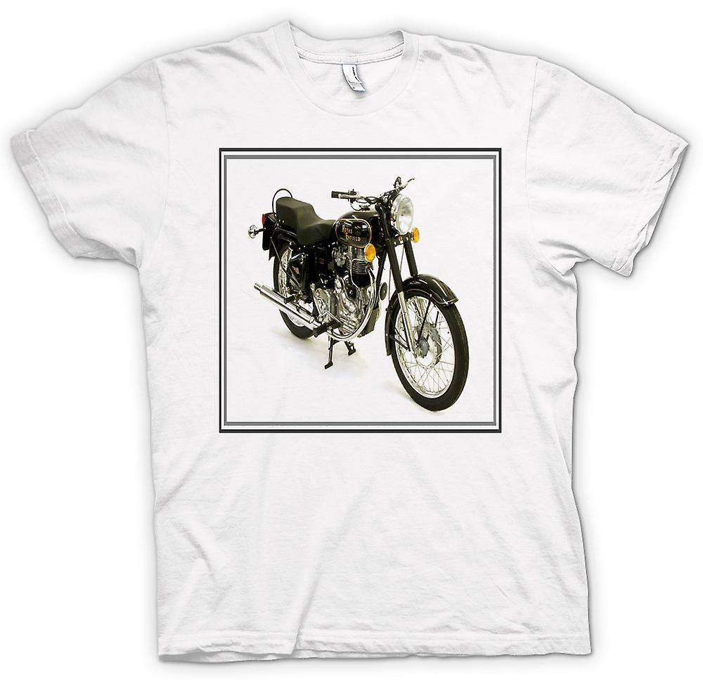 Womens T-shirt - Royal Enfield Bullet - Classic Bike