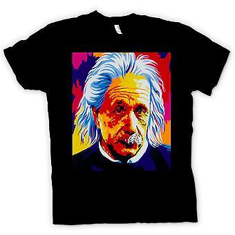Kids T-shirt - Albert Einstein - Pop Art