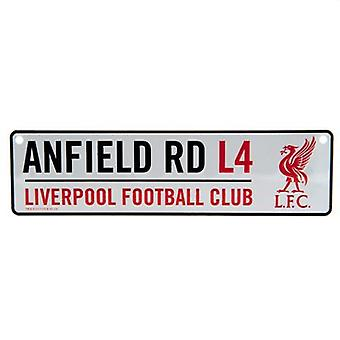 Liverpool Window Sign LB