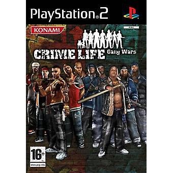 Crime Life Gang Wars (PS2) - Usine scellée