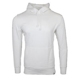Adidas Original X da O bianco Pullover Felpa con cappuccio BQ3088