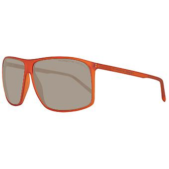 Porsche Design sunglasses mens Orange
