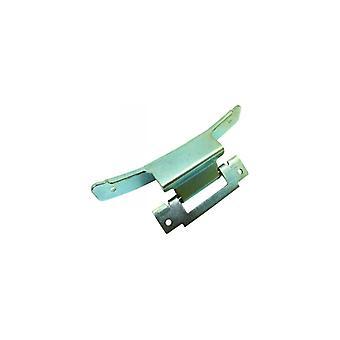Bisagra de puerta de Lavadora Indesit 4,5 mm