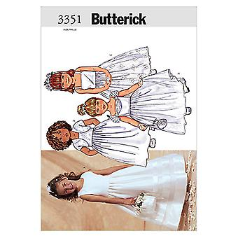 Children's/Girls' Jacket & Dress-2-3-4-5 -*SEWING PATTERN*