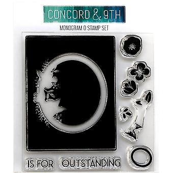 Concord & 9Th Clear Stamps 4