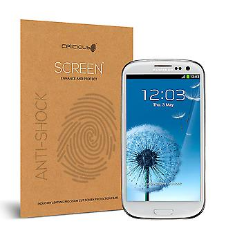 Celicious Impact Anti-Shock Screen Protector for Samsung Galaxy S3 Neo