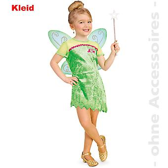 Fairy Liliane forest fairy costume kids Elf dress Tinkerbell fairy child costume