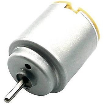 Material de capacitación lugar de trabajo - motor eléctrico Modelcraft R140 (Ø x L) 21 x 25 mm